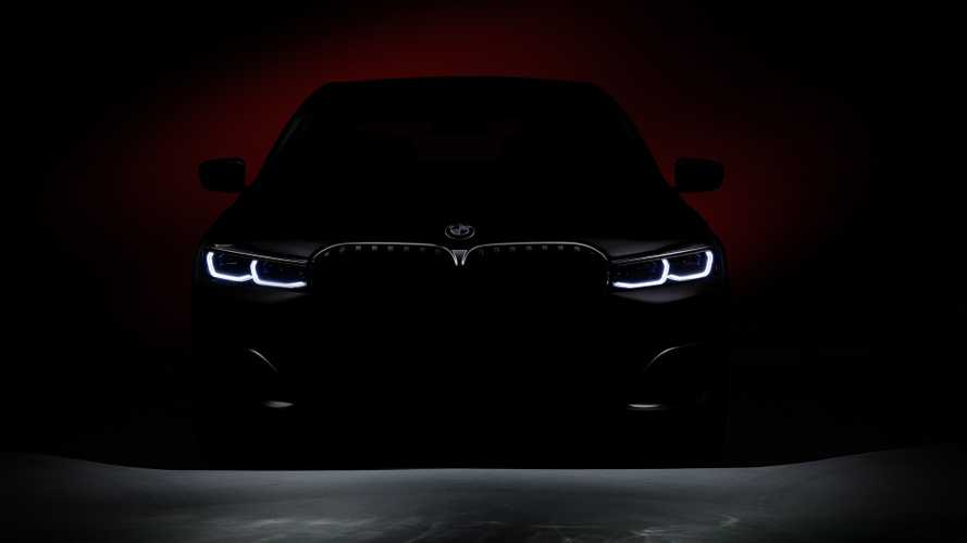 2020 BMW 7 Series teased ahead of tomorrrow's reveal