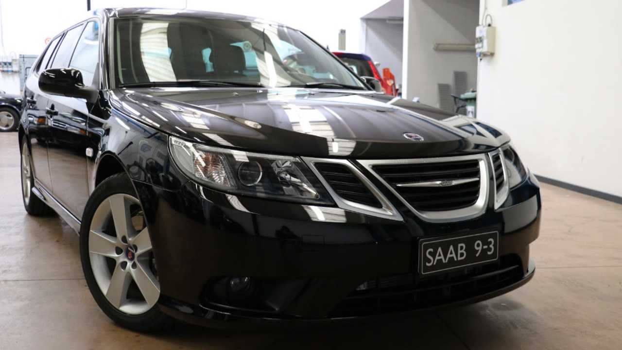 Satılan en yeni Saab
