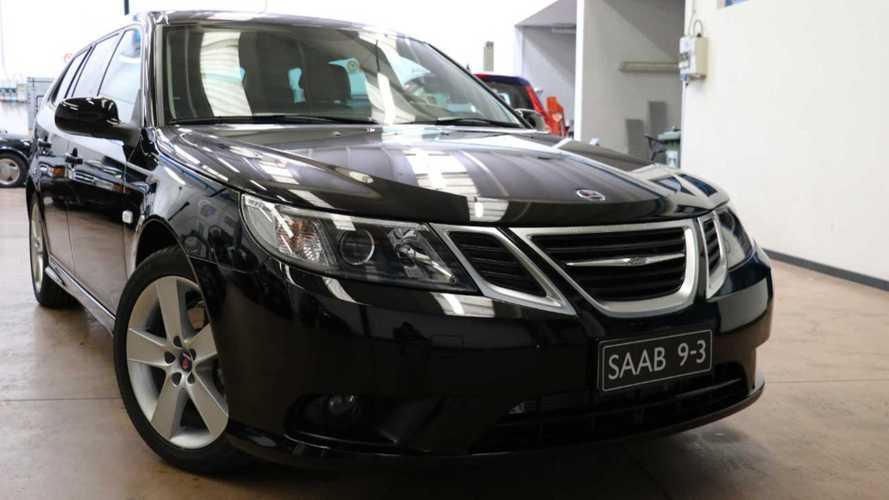 Bu dizel 9-3 Wagon, Saab'dan alacağınız son yeni model olabilir