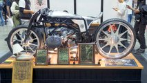 BMW R18 Departed with best in show award