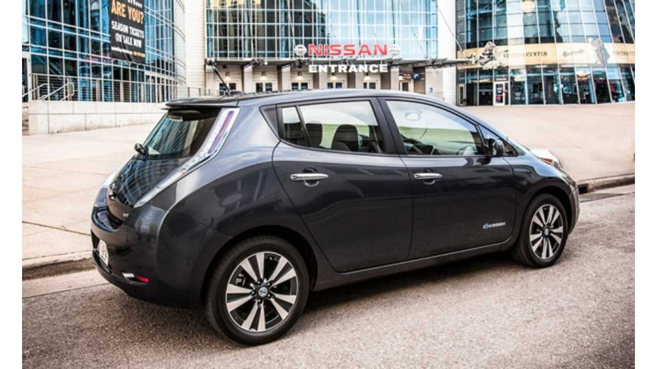 Nissan Slashes 2013 Entry Level LEAF Pricing In Japan By $3,100 To Offset End Of Subsidies And Increase Demand