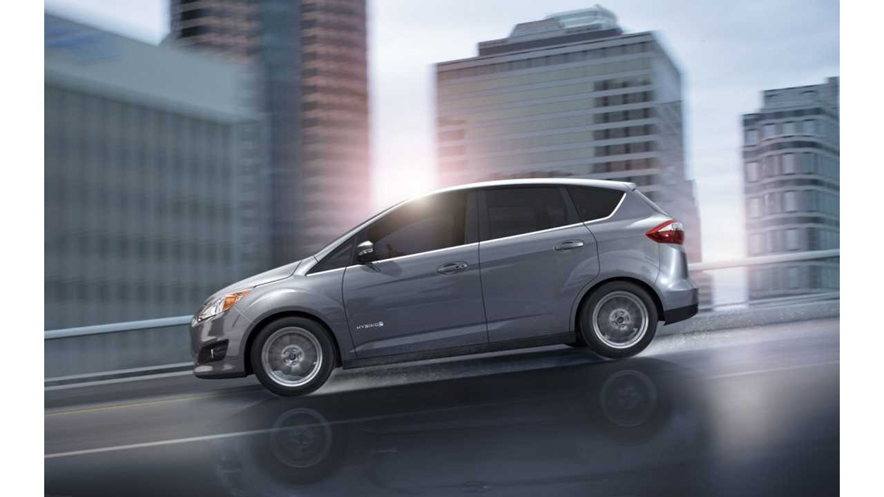 Ford C-Max Energi Has 85 MPH Top Speed, Mentions Prius Plug-In Five Times In Press Release