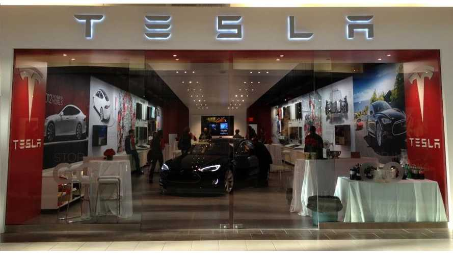 Tesla Wins A Battle Against Dealership Association With Natick Showroom Opening Today