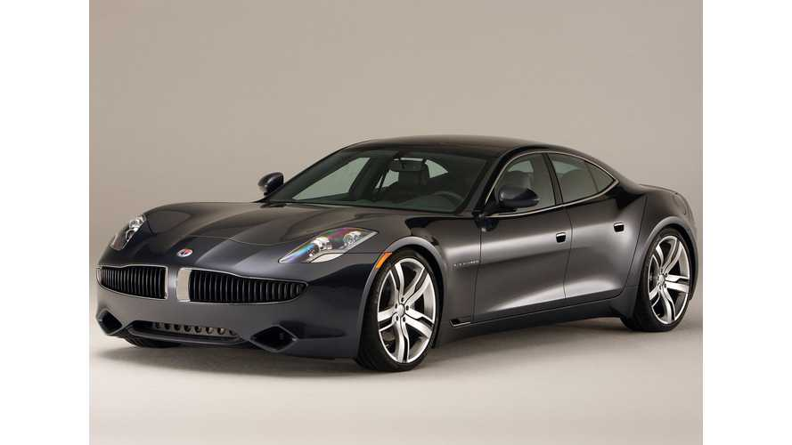 China's Wanxiang Looking to Aid Fisker