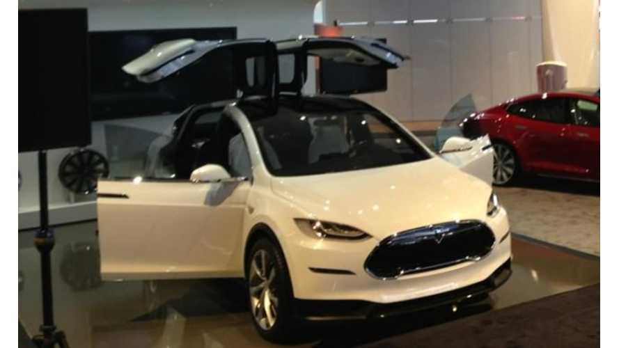 Tesla Releases Details on Updated Model X; Sticks With 2016 Debut of $30,000 BMW 3-Series Competitor