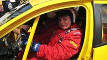 Vídeo: Douglas Mendonça dirigindo em Interlagos