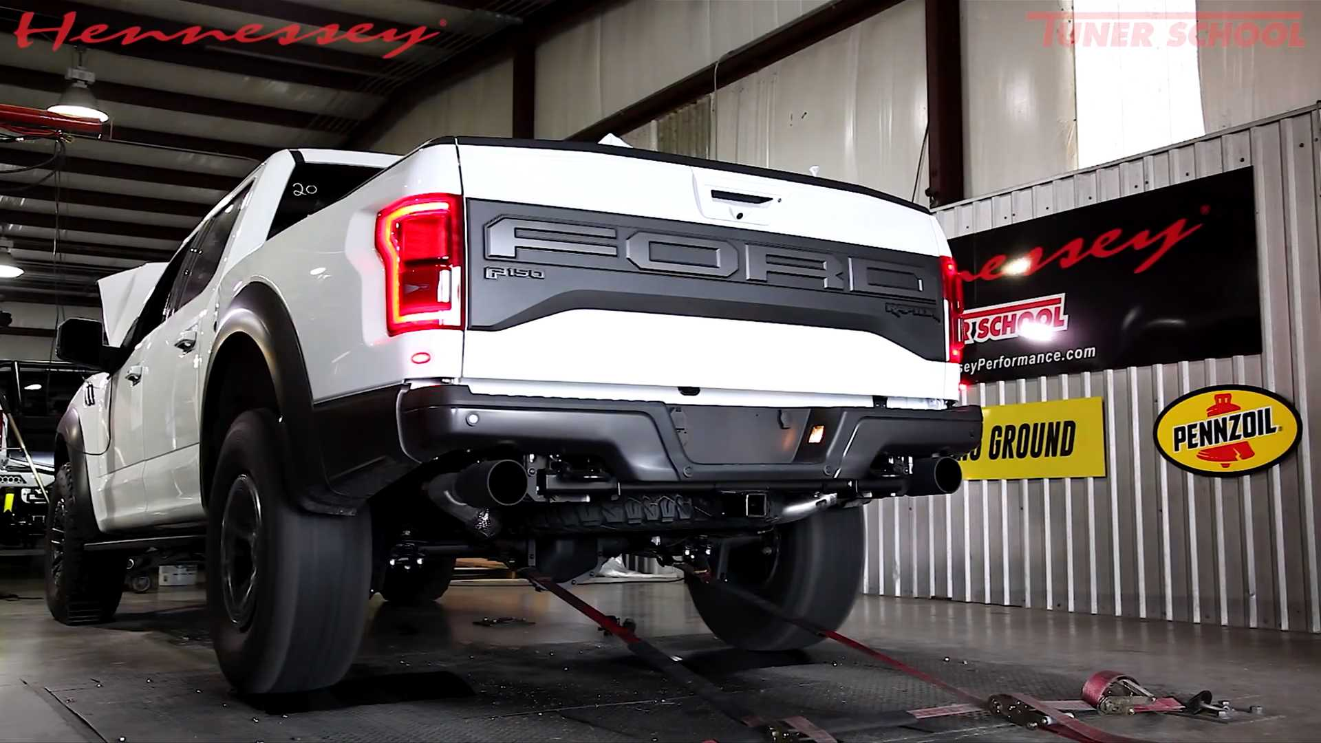 2019 Ford F150 Release Date, Price, Concept, Specs >> 2019 Ford Raptor Dyno Test Shows 353 Rear Wheel Horsepower