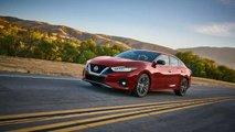 2019 Nissan Maxima: First Drive
