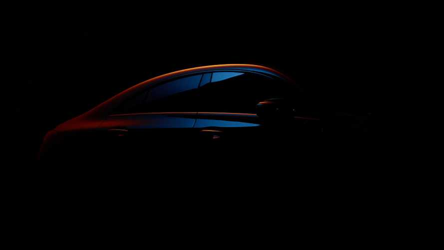 2020 Mercedes CLA teased ahead of CES debut