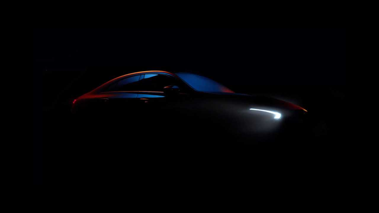 Mercedes-Benz CLA-Class Teaser