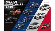 Nissan au Tokyo Auto Salon 2019