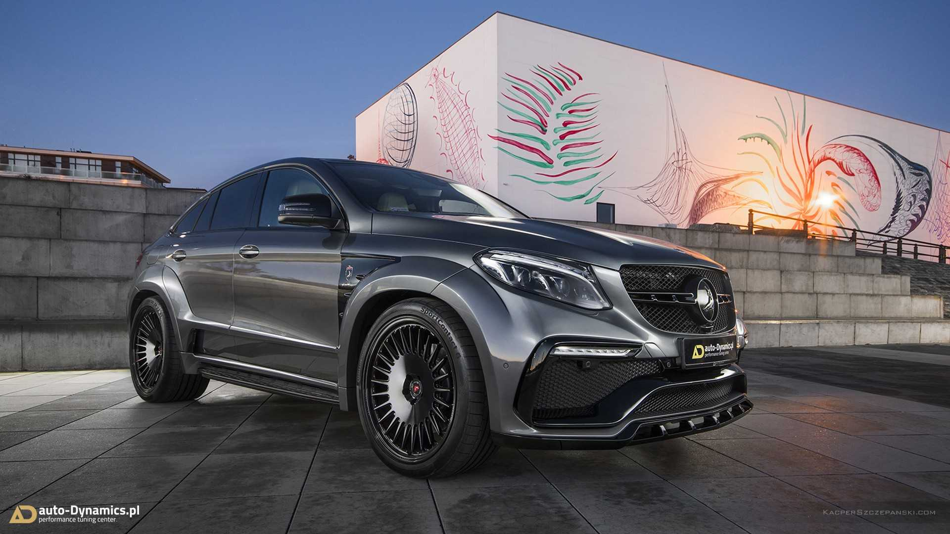 Gle 63s Amg >> 209 Mph Mercedes Amg Gle 63 S Coupe Project Inferno Has 806 Hp