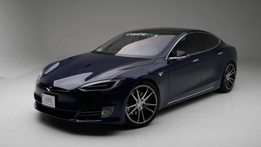 Dream Giveaway Tesla Model S