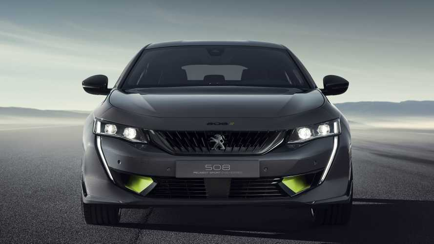 Le break Peugeot 508 SW de 350 chevaux se confirme !