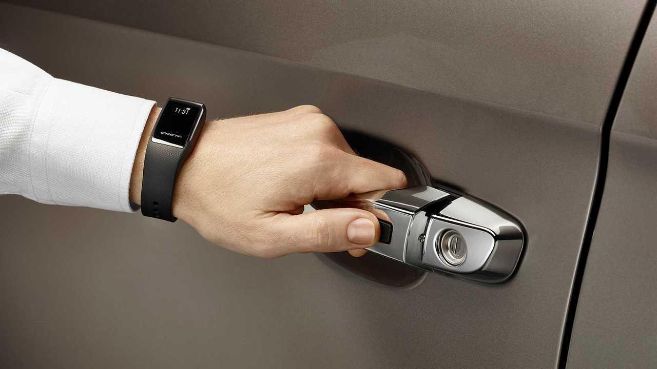 Hyundai Key Band