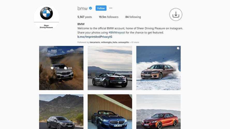 Instagram Case Auto Gennaio 2019