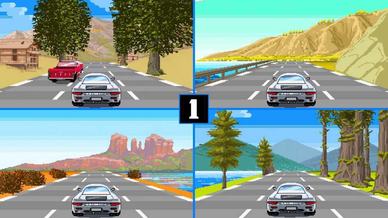 Five most scenic roads in America, lead image
