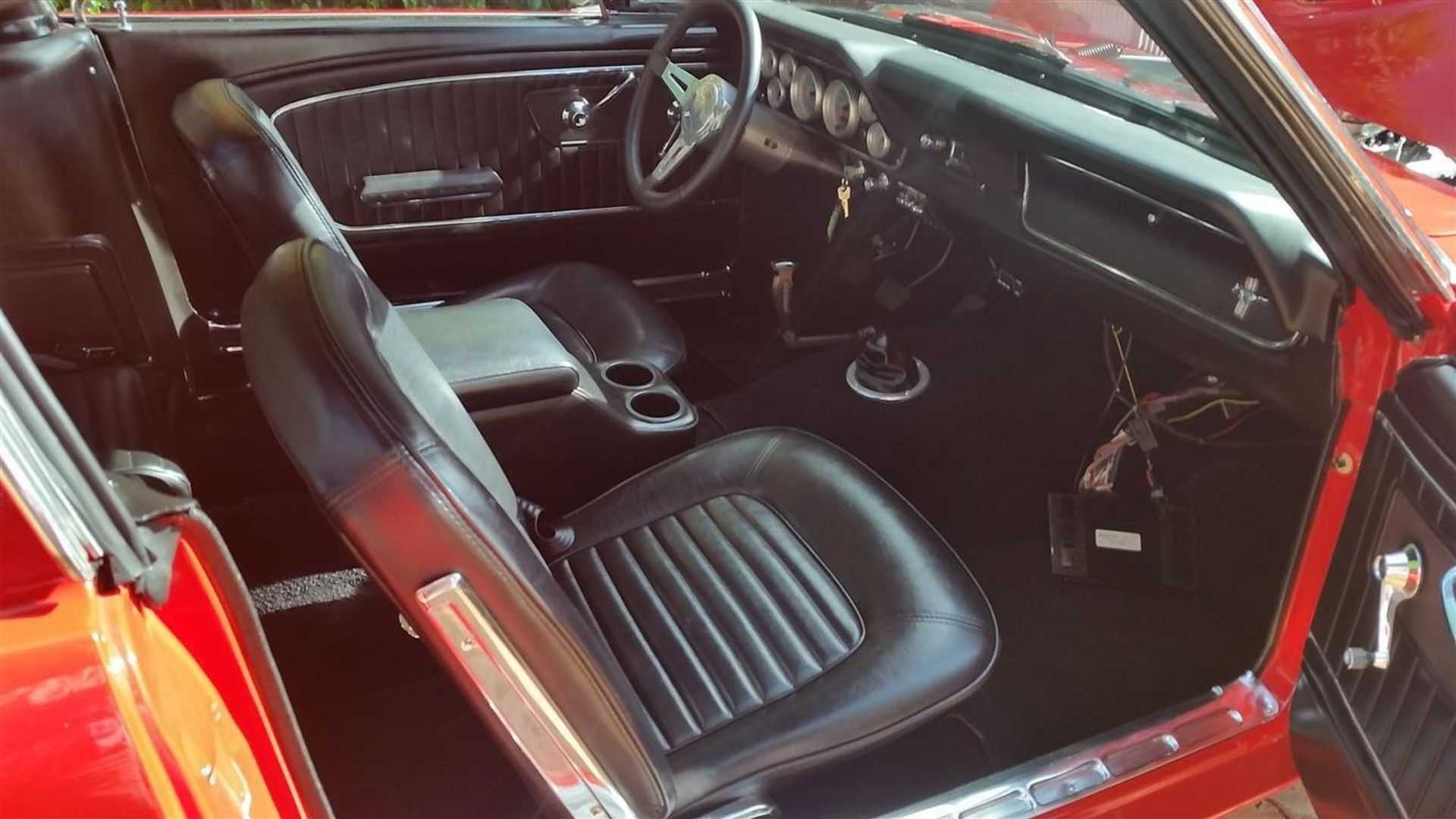 """[""""1965 Ford Mustang Pro Touring""""]"""
