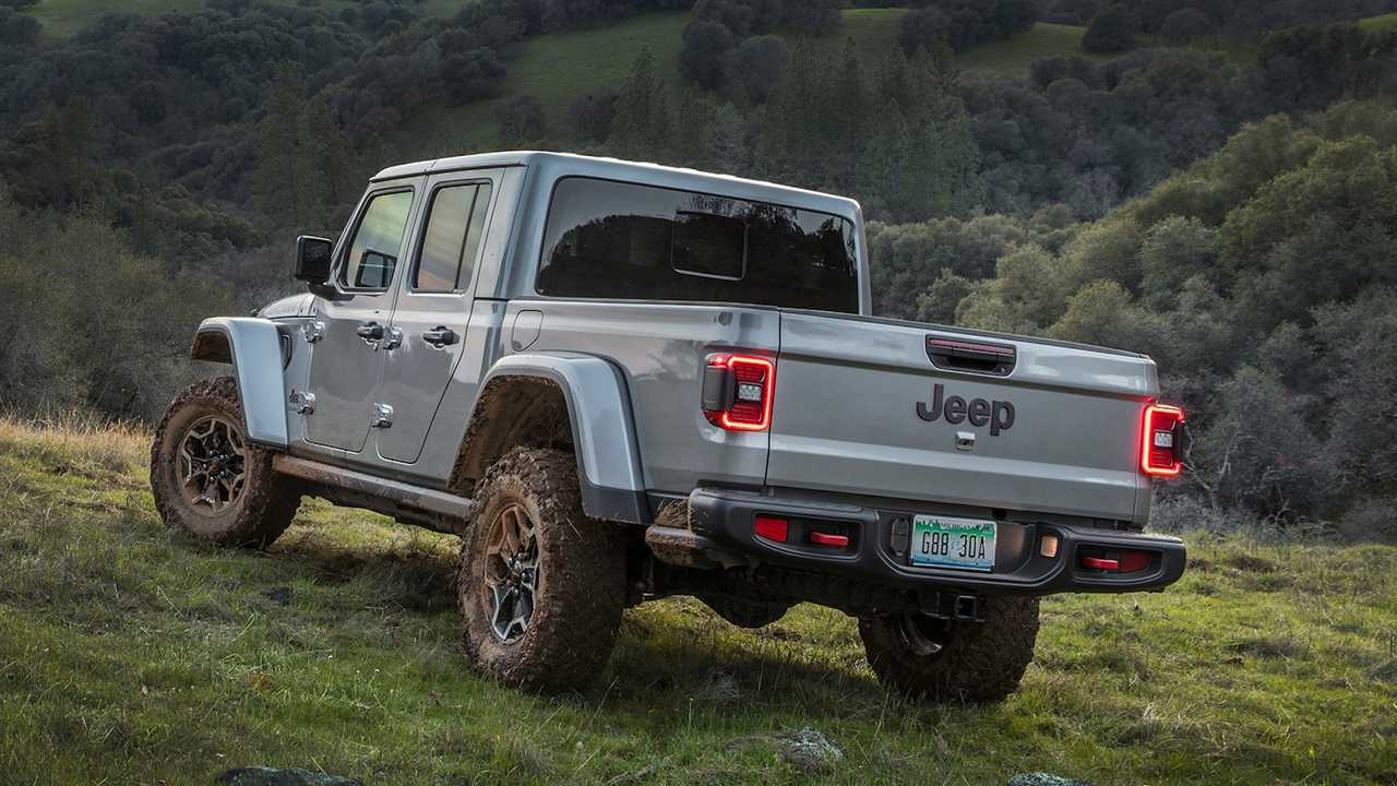 2020 Jeep Gladiator: First Drive