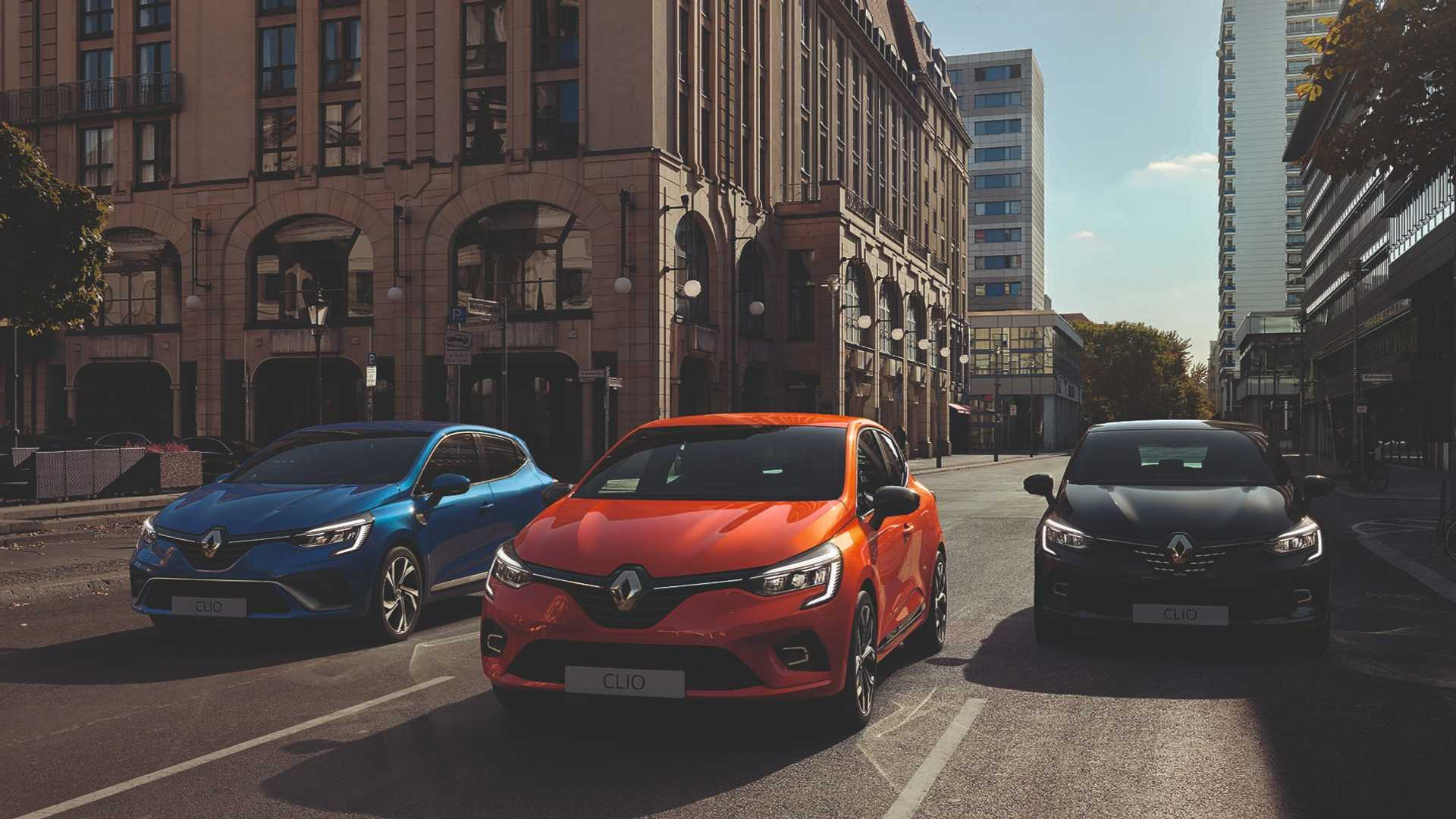 Order books open for new £14,275 Renault Clio
