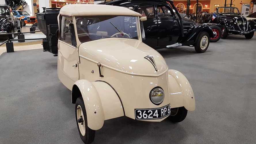 1941 Electric Mini Part Of Peugeot Rétromobile Sextet