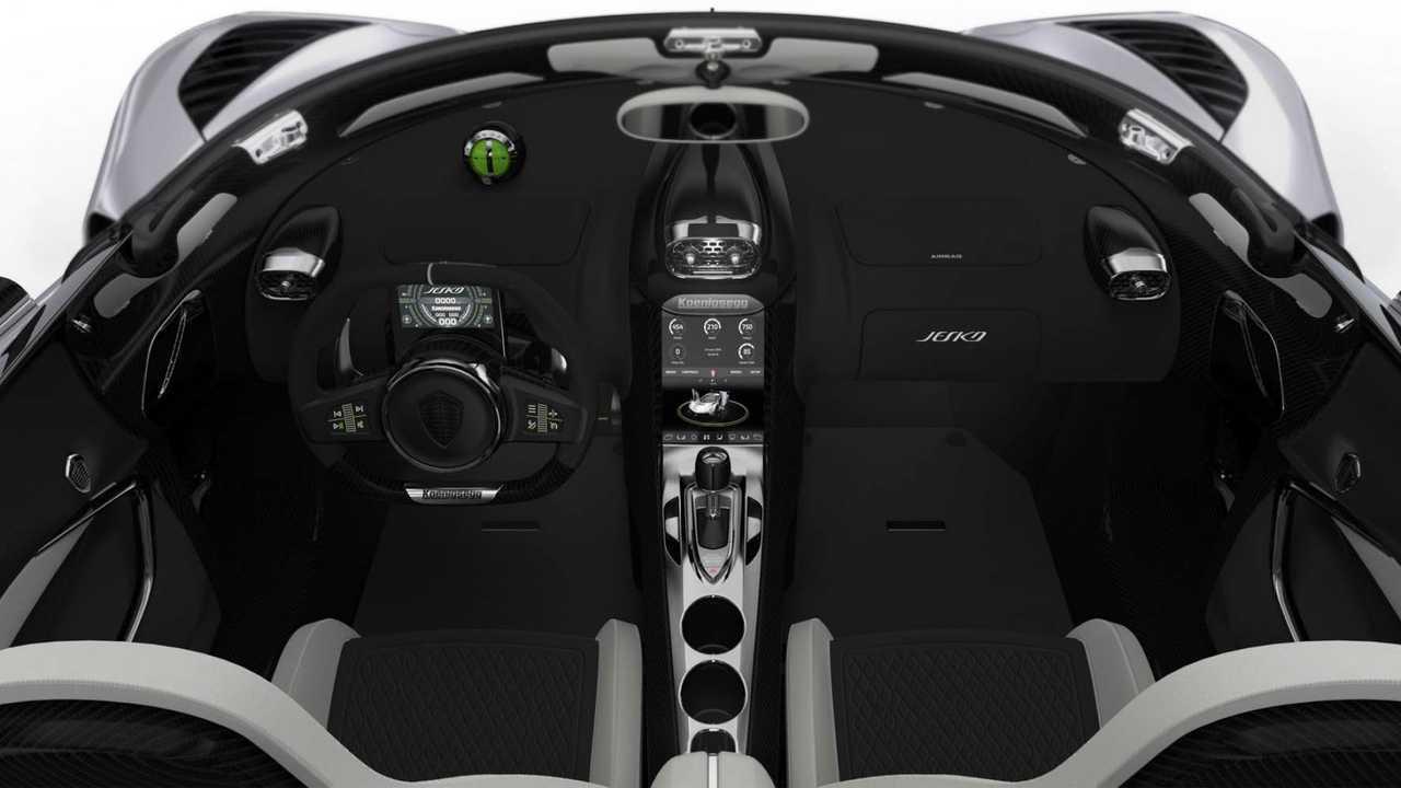 Koenigsegg Jesko 2019