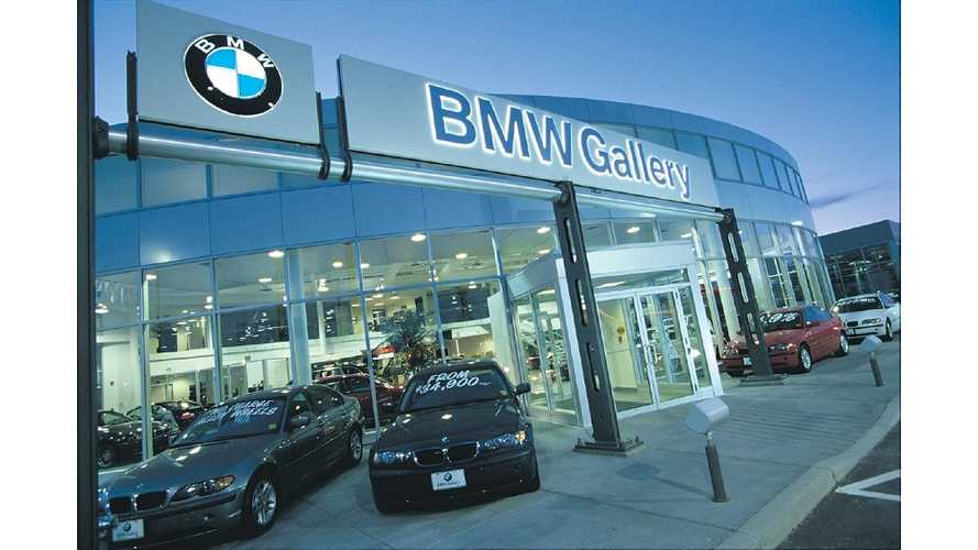 BMW To Solve Range Anxiety With Gas Loaner Program