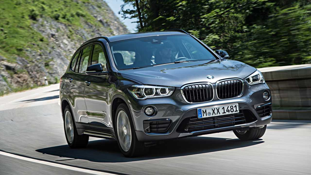 6. BMW X1: 10,4%