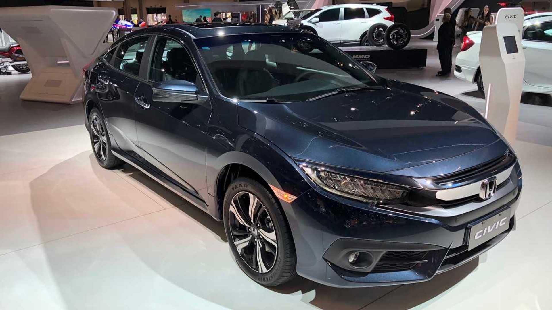 Honda Civic Cvt Agora Parte De R 999 Mil Veja Nova Tabela De Preços