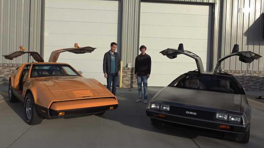 Nihai martı kanat kapışması: DeLorean Vs. Bricklin