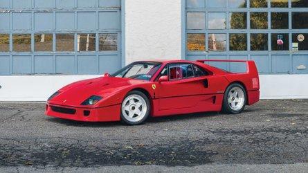 Guide d'achat : Ferrari F40 (1987-1992)