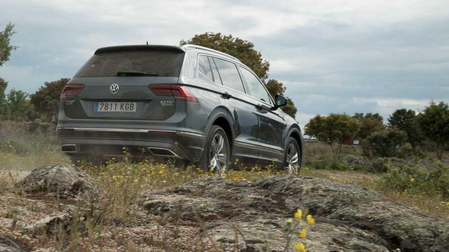 Prueba VW Tiguan Allspace 2.0 TSI Sport 2018, para familias activas