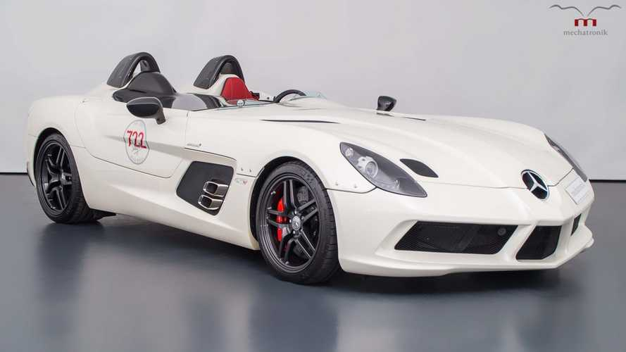 Mercedes-Benz SLR McLaren Stirling Moss - Mechatronik