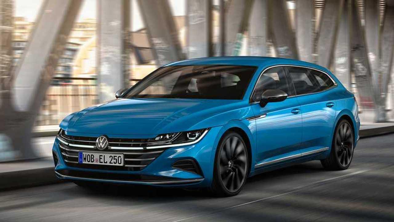 Универсал Volkswagen Arteon