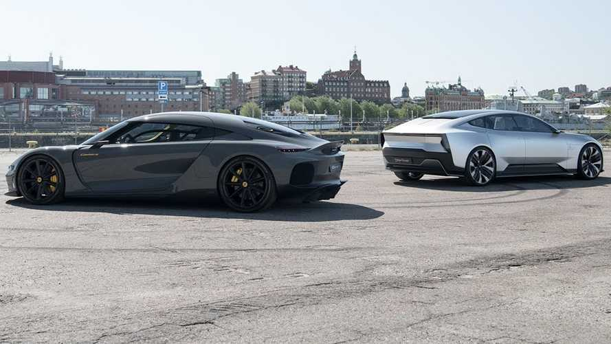 Koenigsegg And Polestar Joint Livestream Is Today, See It Here