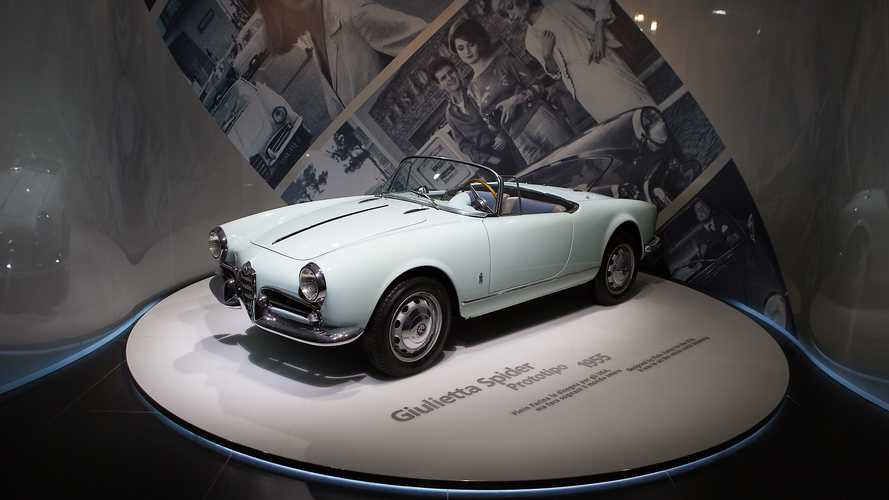 Museo Alfa Romeo de Arese