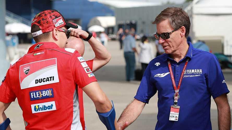 Lin Jarvis anima a Lorenzo a fichar por Ducati