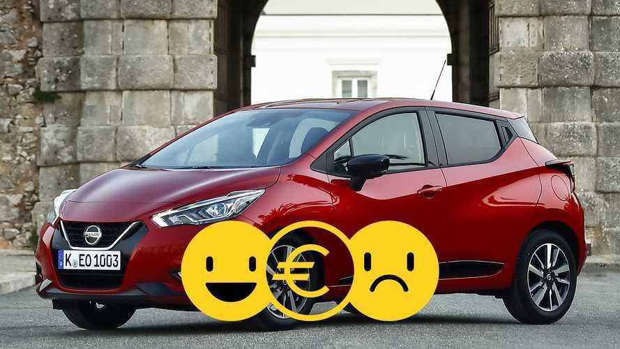 Promozione Nissan Micra Acenta, perché conviene e perché no