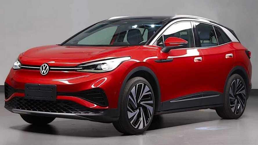 SUV elétrico Volkswagen ID.4 terá duas versões na China - veja fotos