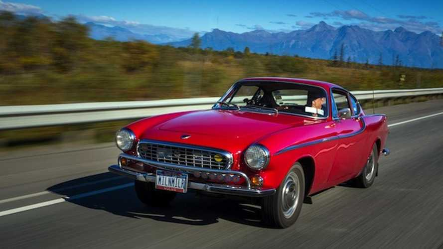 Owner of three million mile Volvo P1800S dies