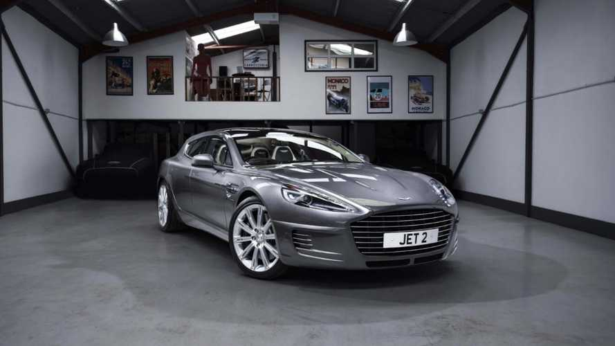 One-off Aston Martin Rapide Bertone Jet 2+2 could be yours