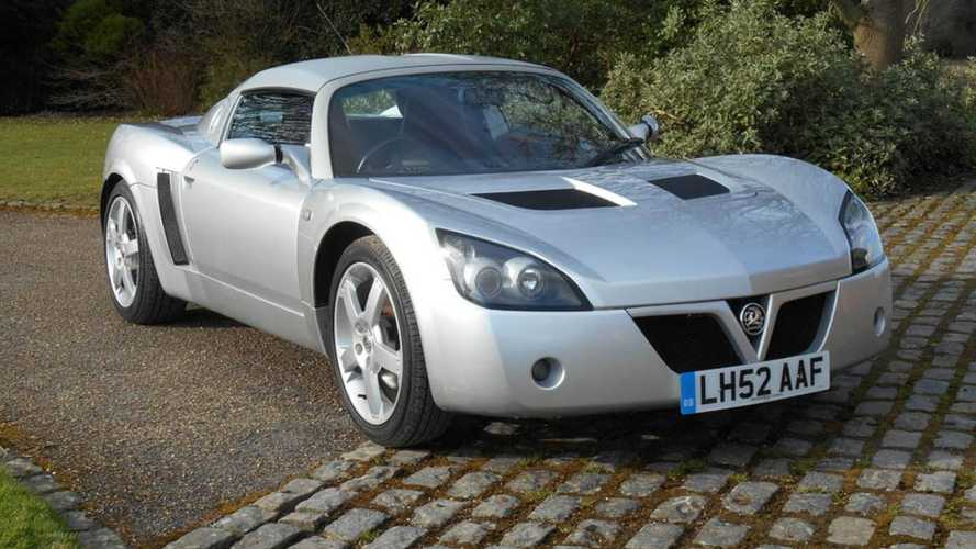 Vauxhall VX220 for auction: The cut-price Lotus Elise