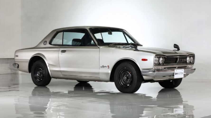 Meet the Nissan Skyline GT-R with a single owner since 1972