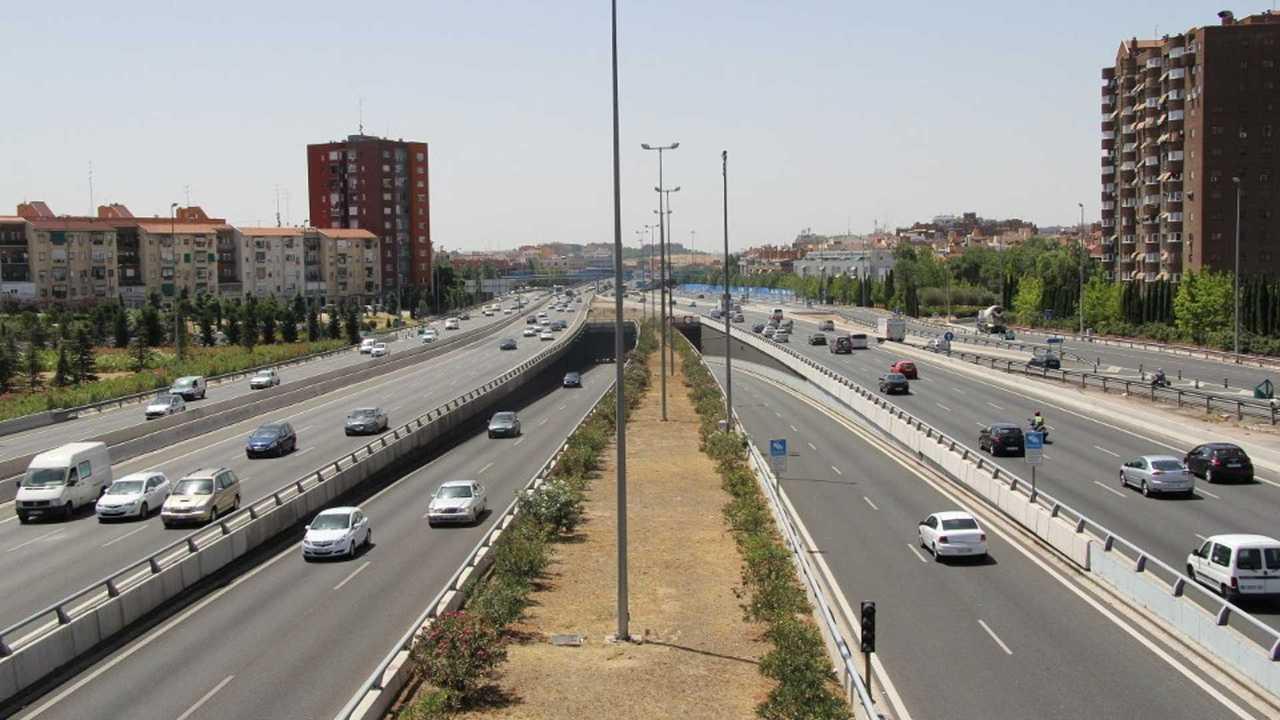 M-30 / Madrid Calle 30