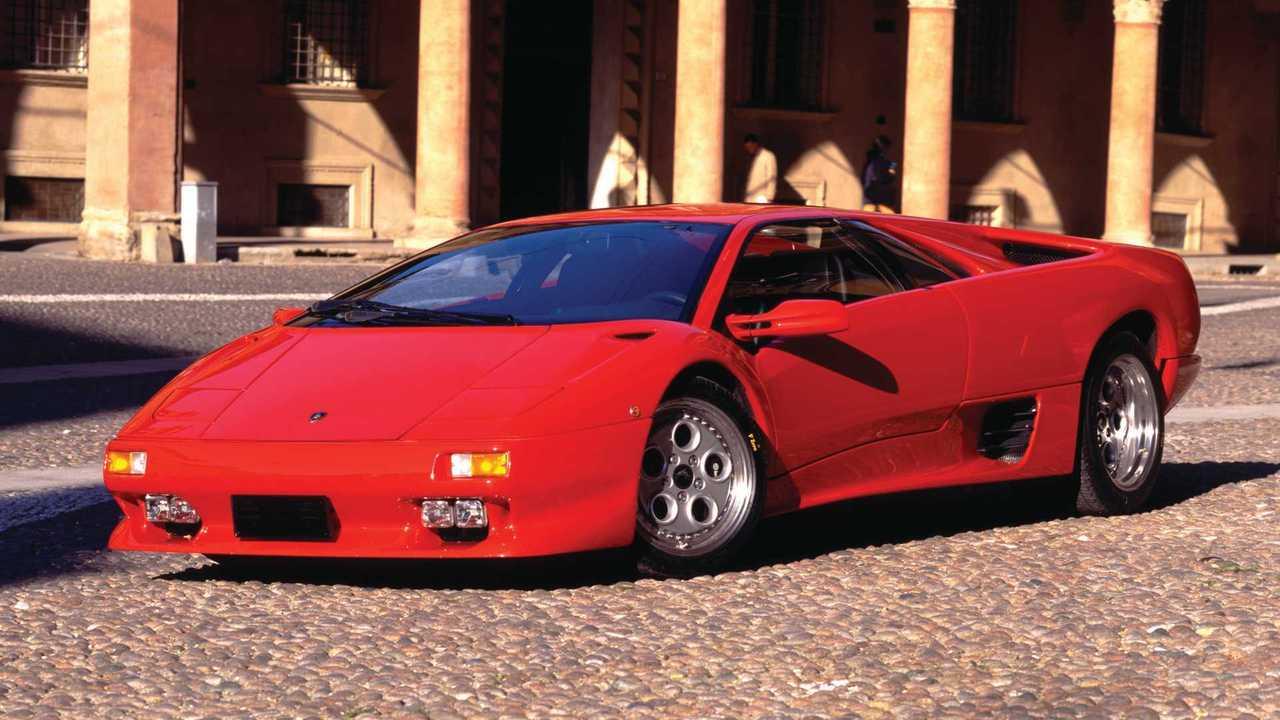 8. Lamborghini Diablo