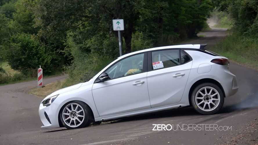 Opel Corsa-E Rally Car Sounds Pretty Crazy And Actually Looks Quick