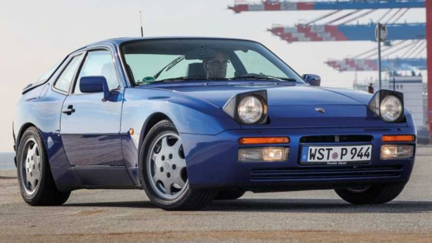 1991 Porsche 944 S2 Restored And Looking Fantastic