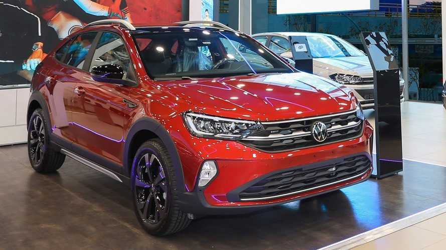Nivus é o VW mais vendido nas lojas em  fevereiro; veja ranking do varejo