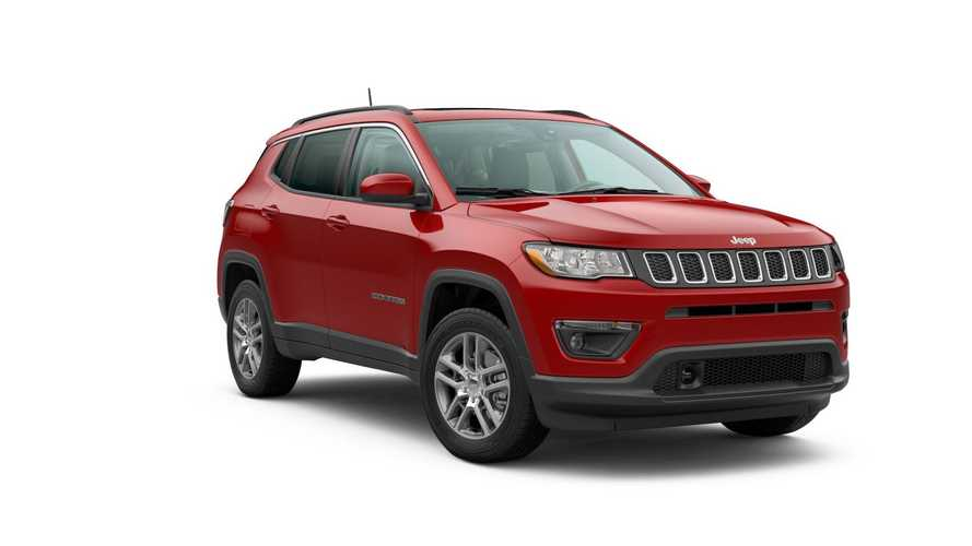 Jeep Compass Latitude Sun & Safety
