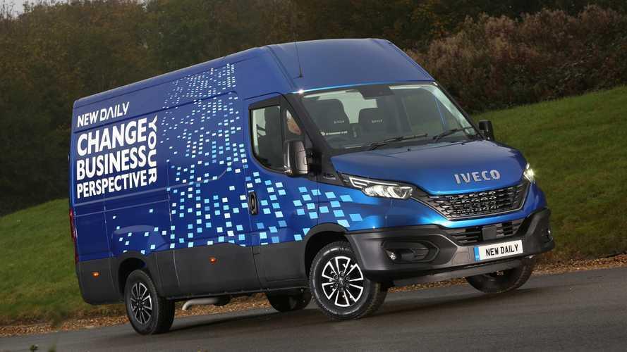 Iveco Daily miglior furgone nel Regno Unito